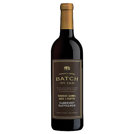 Batch No. 198 Cabernet Sauvignon Bourbon Barrel Aged (750 ml)