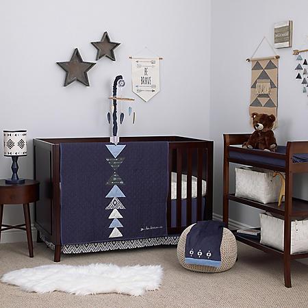Carter's 3-Piece Crib Set, Be Brave