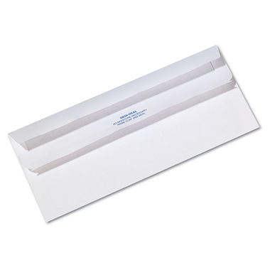 Quality Park -Redi-Seal Envelope, Contemporary, #10, White, 500 per Box