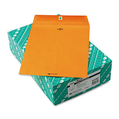 Quality Park Clasp Envelopes - 10