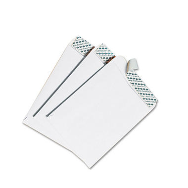 Quality Park - Redi-Strip Catalog Envelope, 12 x 15 1/2, White -  100/Box