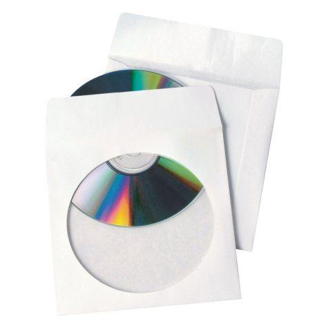 Quality Park - Tech-No-Tear CD/DVD Sleeves -  100/Box