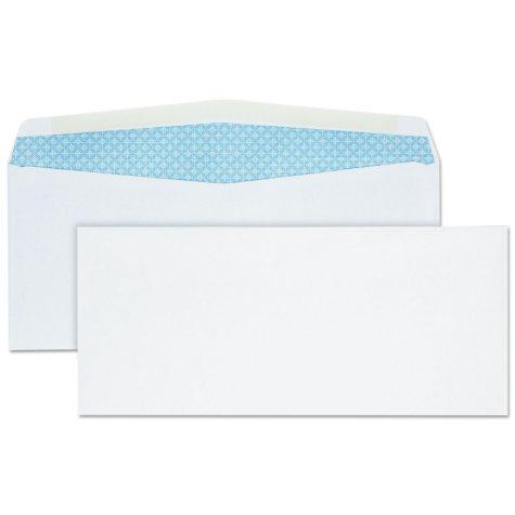 Quality Park - Business Envelope, Contemporary, #10, White - 500/Box
