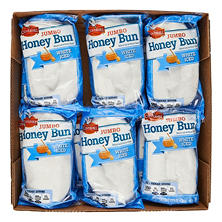 Cloverhill Jumbo Iced Honey Buns  (4.75 oz., 12 ct.)