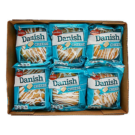 Cloverhill Cheese Danish (4oz / 12pk)