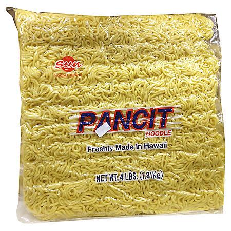 Sun Noodle Pancit Noodles (4 lbs.)