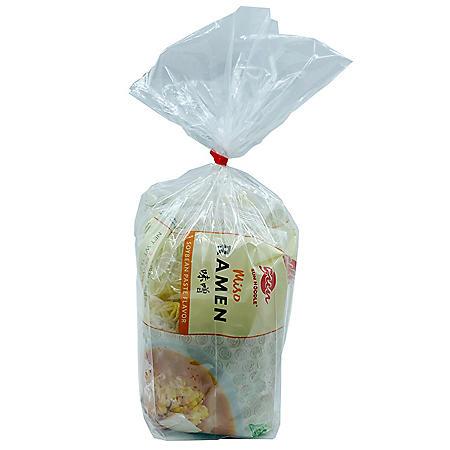 Sun Noodle Miso Ramen Noodles (11 oz., 4 pk.)