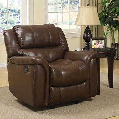 leather glider chair leather glider recliner sam s club 16636 | 0008532330040 A?$img size 380x380$