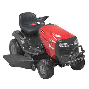 Black Max Powered By Honda Riding Mower