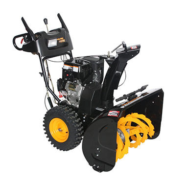 Poulan Pro ® Snow Thrower 10hp