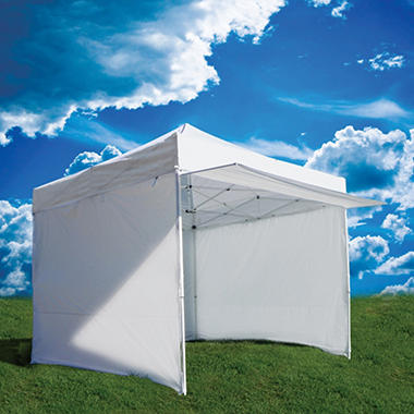 10X10 COMM CANOPY POP UP CANOPY