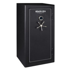 40-Gun Fully Convertible Fire Resistant/Waterproof Safe with Door Storage