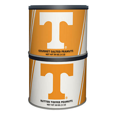 University of Tennessee Peanuts ( 18 oz., 2 pk.)