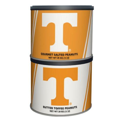 University of Tennessee Peanuts ( 18 oz., 2 pk.)
