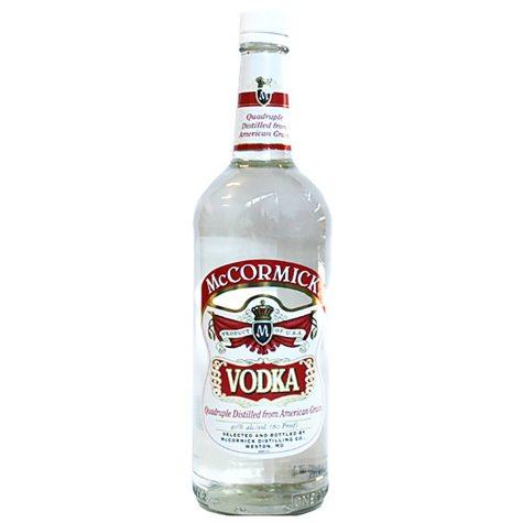 McCormick Vodka (1.75 L)