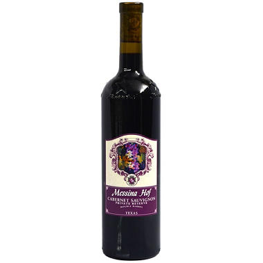 Messina Hof Cabernet Sauvignon (750 ml)