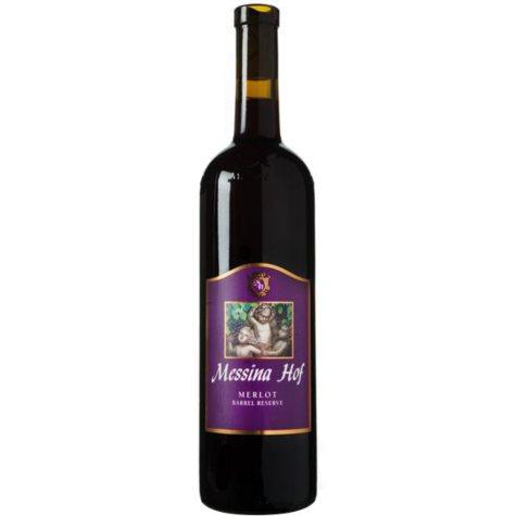 Messina Hof Barrel Reserve Merlot (750 ml)