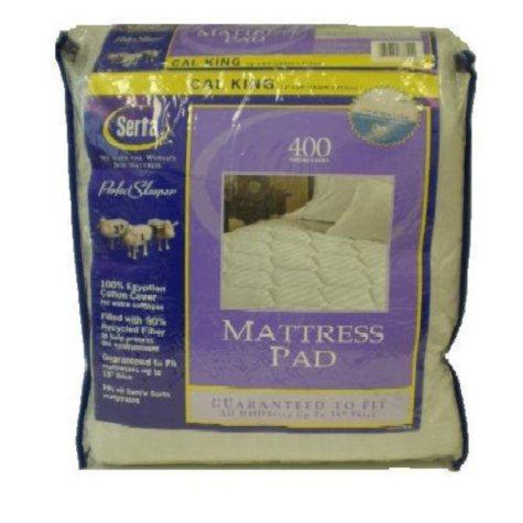 Serta Perfect Sleeper Mattress Pad - Cal King