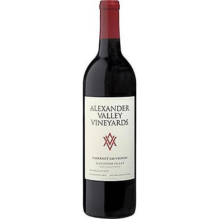 Alexander Valley Cabernet Sauvignon Red (750 ml)