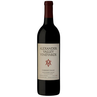 Alexander Valley Vineyards Estate Cabernet Franc (750 ml)