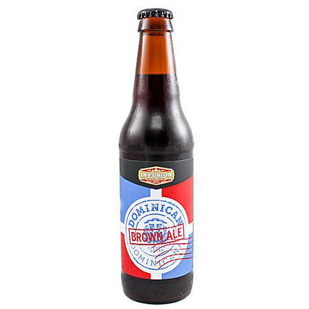 Infusion Dominican Brown Ale (12 fl. oz. bottle, 6 pk.)
