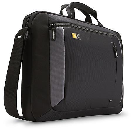 """16"""" Case Logic Laptop Attache - Black"""