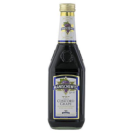 Manischewitz Concord Grape (1.5 L)