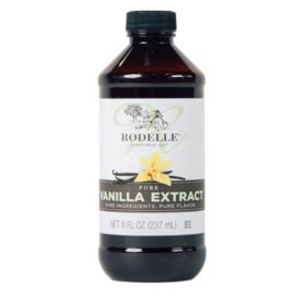 Rodelle Pure Vanilla Extract (8 fl. oz.)