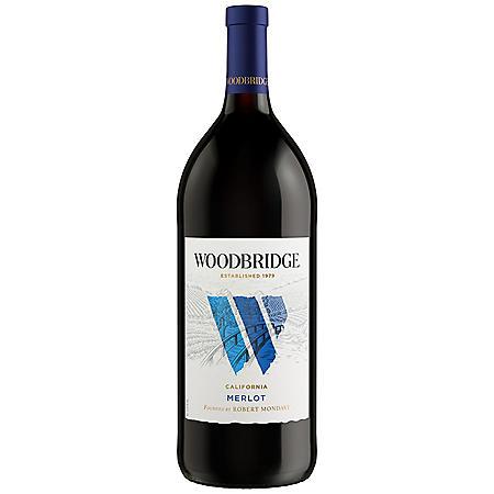 Woodbridge by Robert Mondavi Merlot (1.5 L)