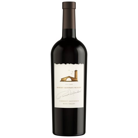 Robert Mondavi Cabernet Sauvignon Napa Valley (750 ml)