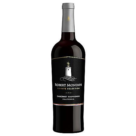 Robert Mondavi Private Selection Cabernet Sauvignon (750 ml)