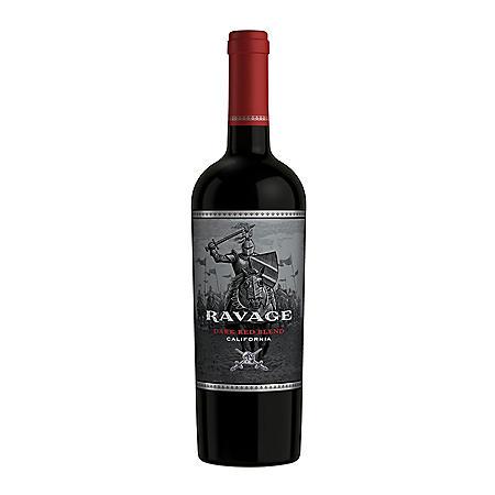 Ravage Red Blend Wine (750 ml)