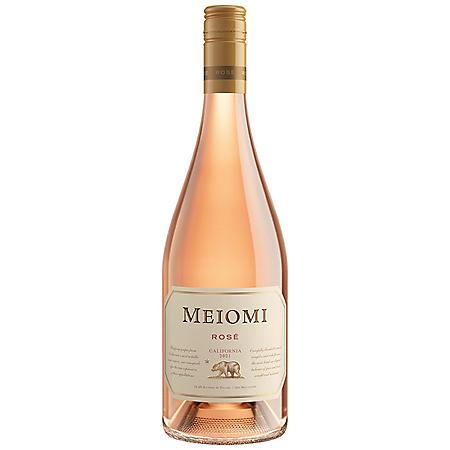 Meiomi Rose Blush Wine
