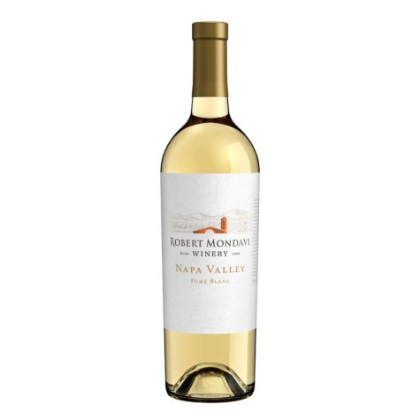 Robert Mondavi Fume Blanc, Napa Valley (750 ml)