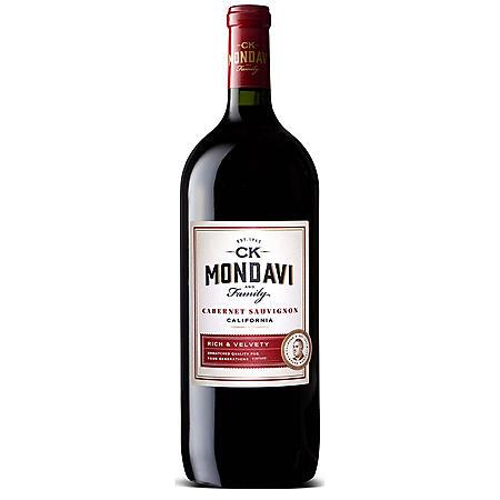 CK Mondavi Cabernet Sauvignon (1.5 L)
