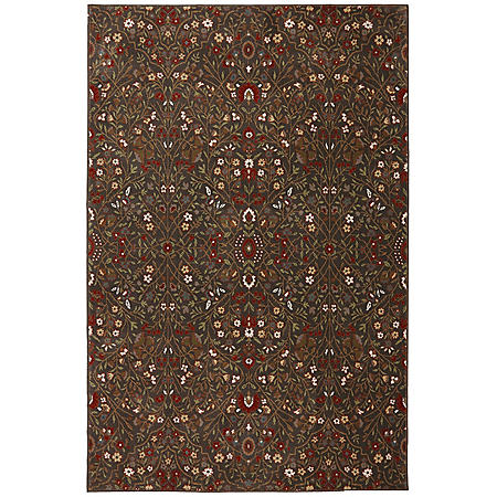American Rug Craftsman Symphony Collection - Western Prairie Saddle