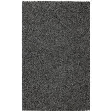 Habitat Shag Earth Gray Rug