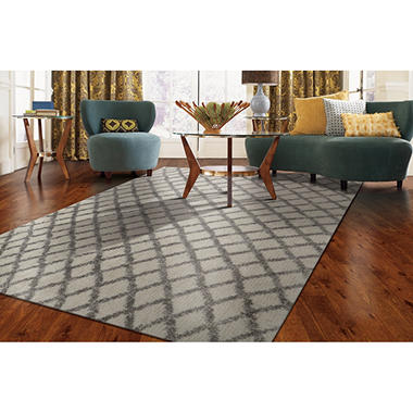 Fusion Area Rug, Network (8' x 10')