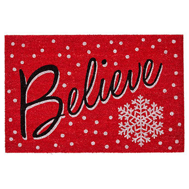 Mohawk Home Holiday Doormat