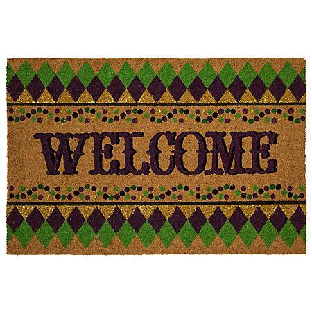 Mohawk Home Mardi Gras Doormats (Various Styles)