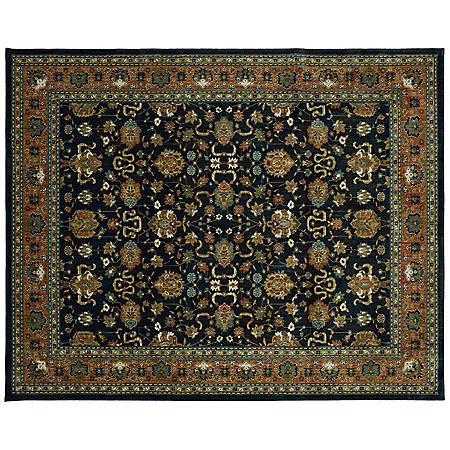 Mohawk Karastan Presley Collection 8 X 10 Area Rug (Assorted Colors)