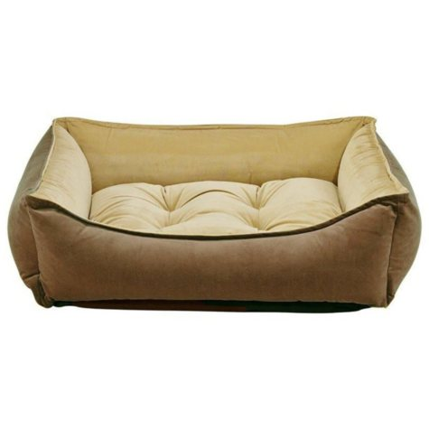 "Canine Creations Lounger Pet Bed, 40"" x 30"" (Choose Your Color)"