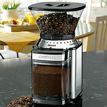 Cuisinart® Burr Mill Coffee Grinder