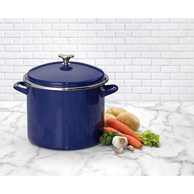 Cuisinart 12-Quart Stockpot with Insert (Select a Color)