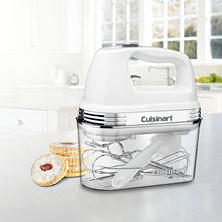 Cuisinart Power Advantage 5-Speed Hand Mixer with Storage Case