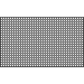 "General Purpose Workstep, Black (36"" x 60"" x .5"")"