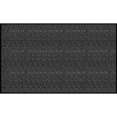 Chevron Rib™ Indoor Entrance Mat (various colors) 3' x 5'