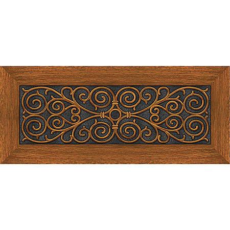 "Apache Mills Grand Estate Doormat - Various Designs - 20"" x 47"""