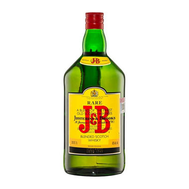 J&B Blended Scotch Whisky (1.75 L)