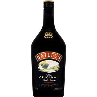 BAILEYS IRISH CREAM LIQUEUR 1.75 LITER